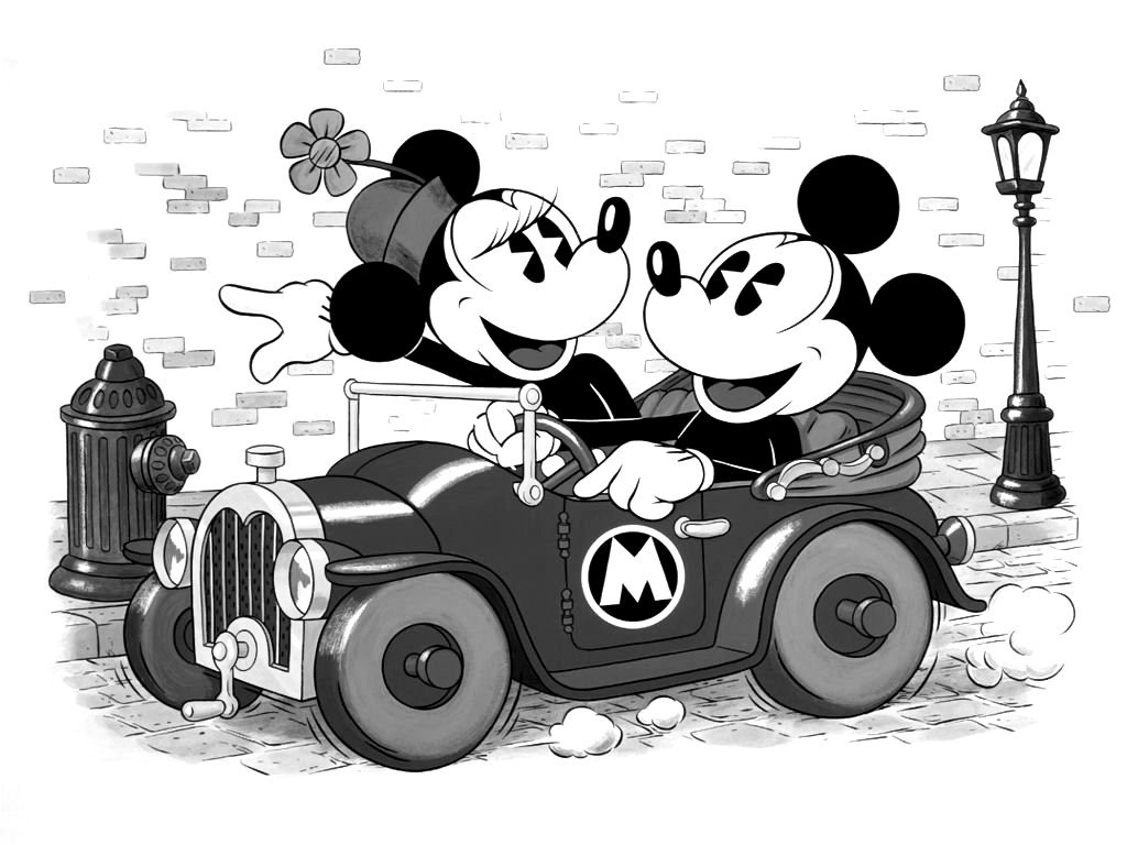The Magical Mouse Duo – Mickey And Minnie's Forbidden Love ...