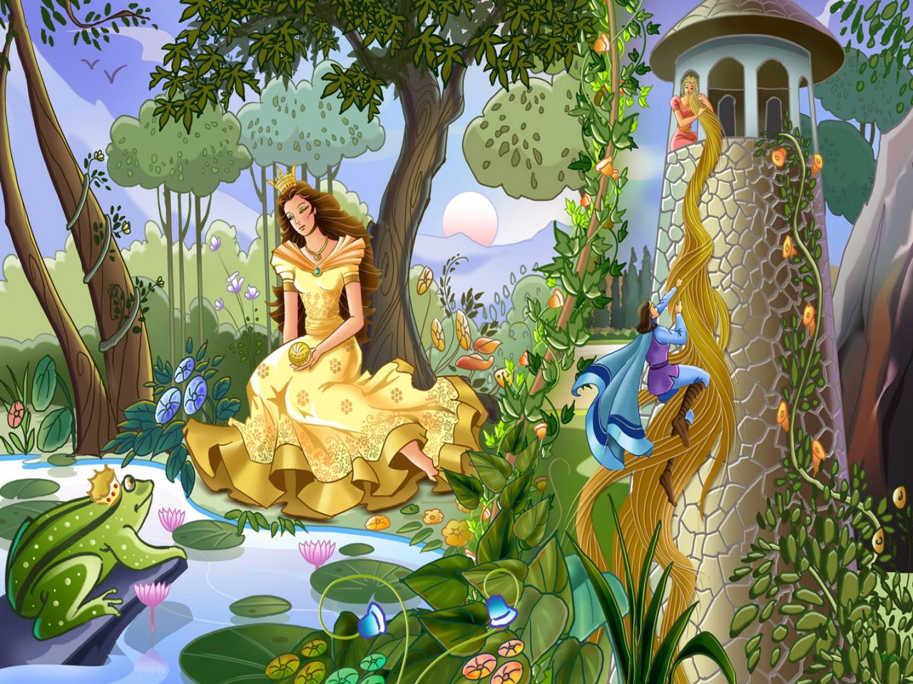Color symbolism what do colors mean in literature and poetry color symbolism in fairy tales biocorpaavc Image collections