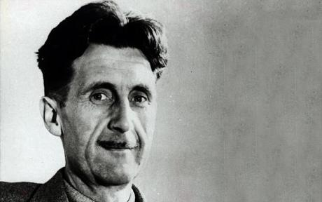 George Orwell author of the novel ' 1984 ' who died in 1950.