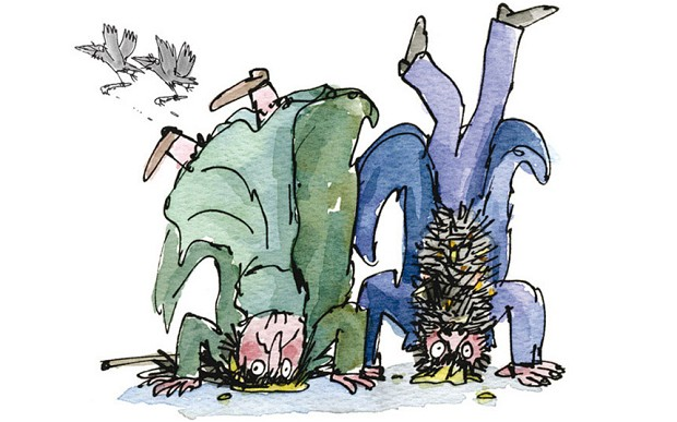 Bringing Roald Dahl S The Twits To Life With Colourful