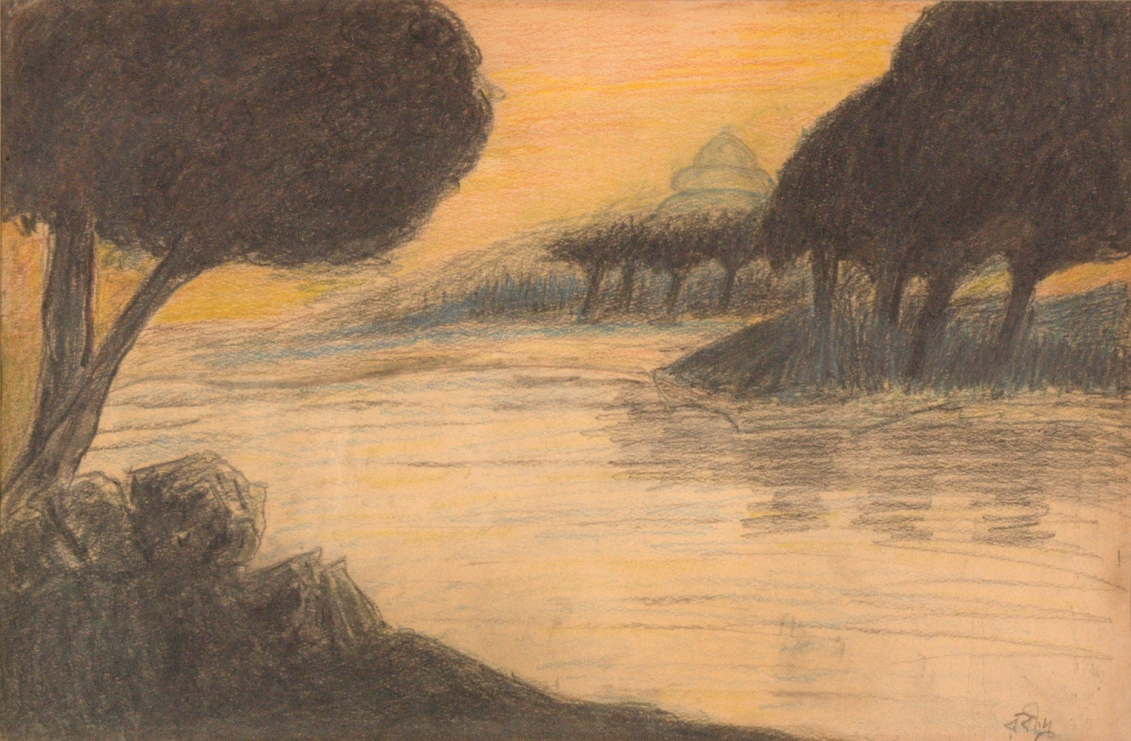landscape-by-rabindranath-tagore