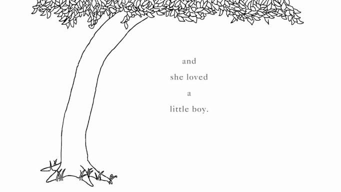 Tree Shel Silverstein Quote: A Story About Giving, Sacrifice And Finding One's